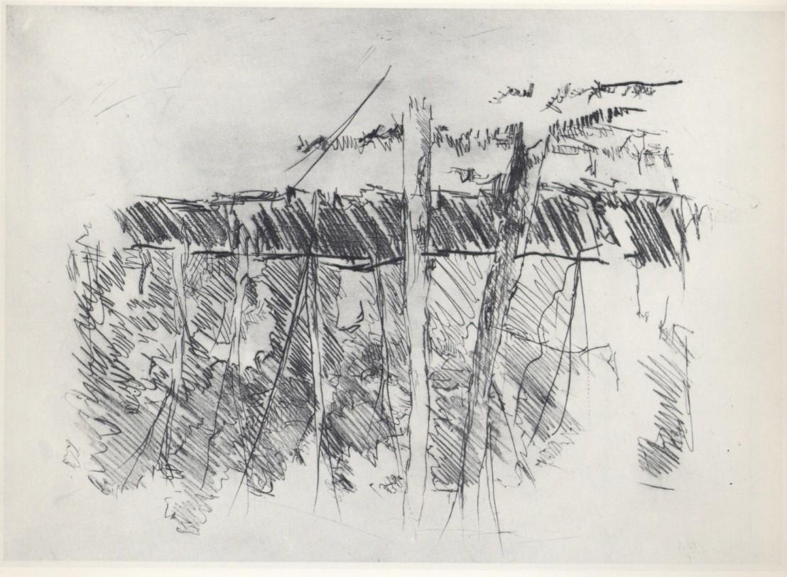 Georg Baselitz | Birken.