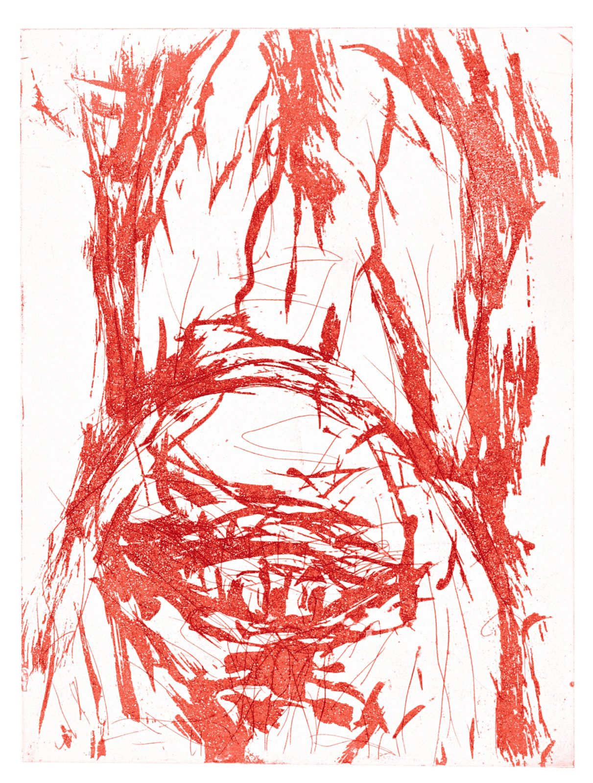 Georg Baselitz | Hals.