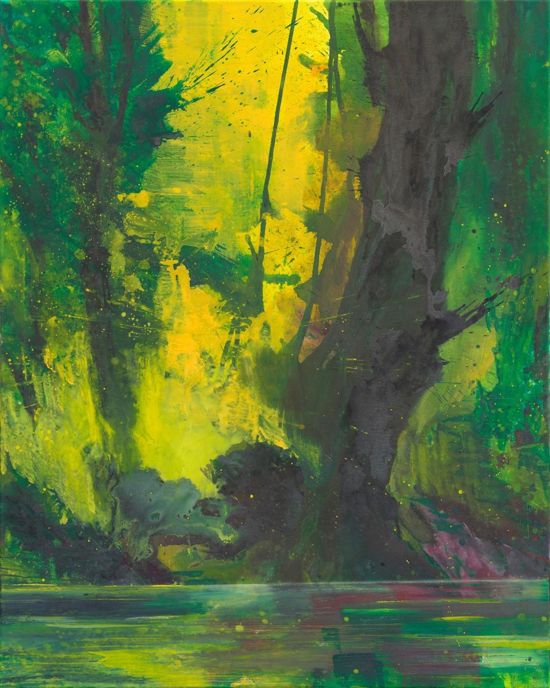 Bernd Zimmer | Baum. Reflex.