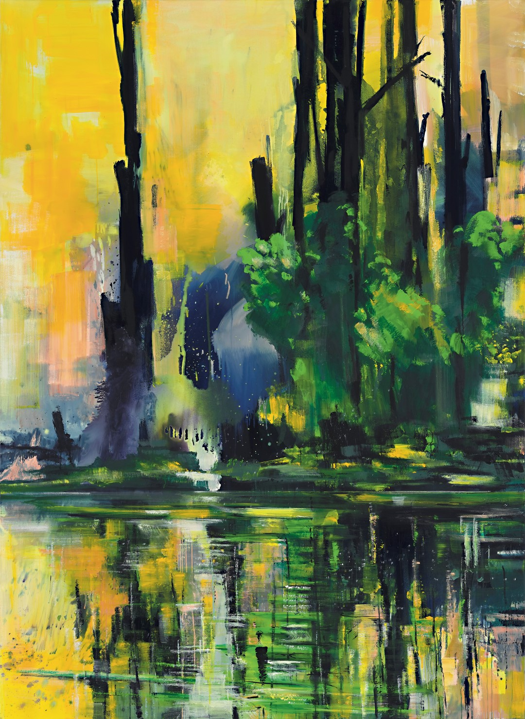 Bernd Zimmer | Reflexion. (BR Farbe und Licht)
