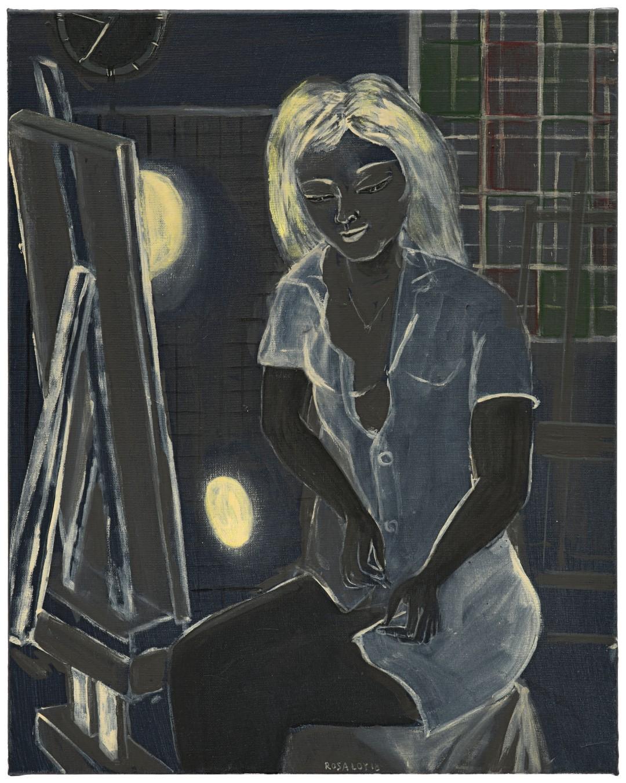 Rosa Loy | Zurück im Atelier