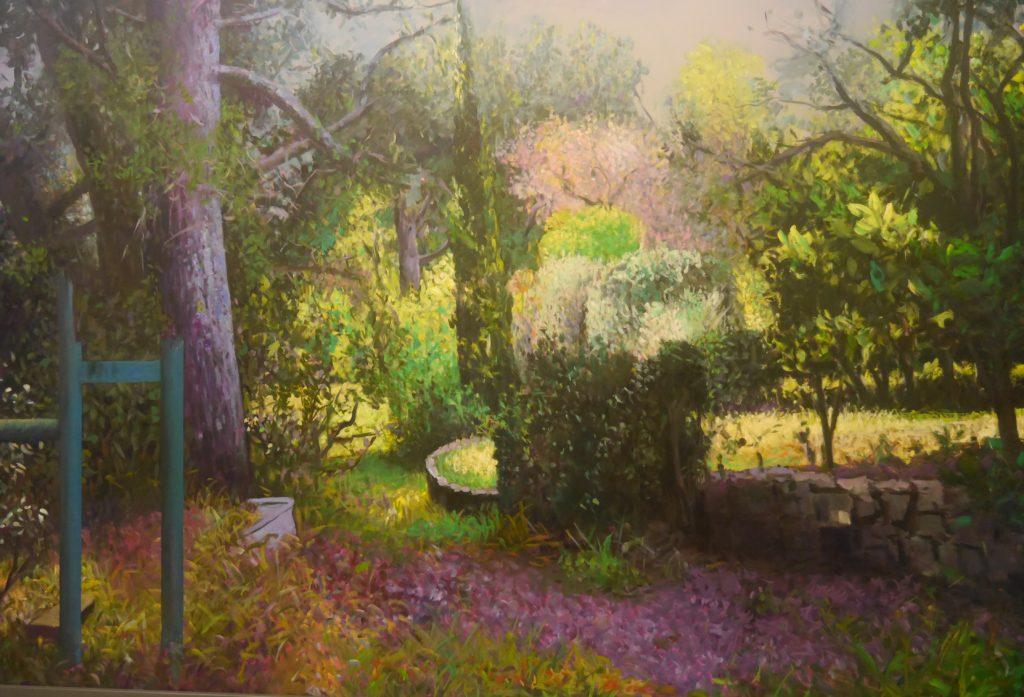 Max Kaminski | Jardin d'Ann-Marie, Porte Bleue.