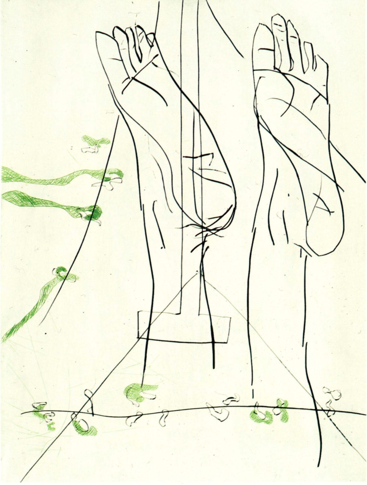 Georg Baselitz | Zelt.