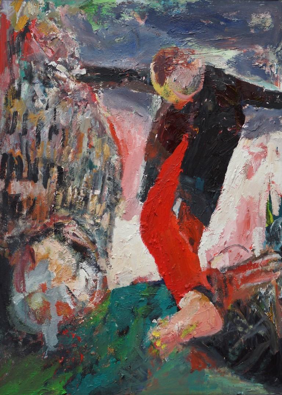 Bernhard Heisig | Der Maler Max Liebermann.