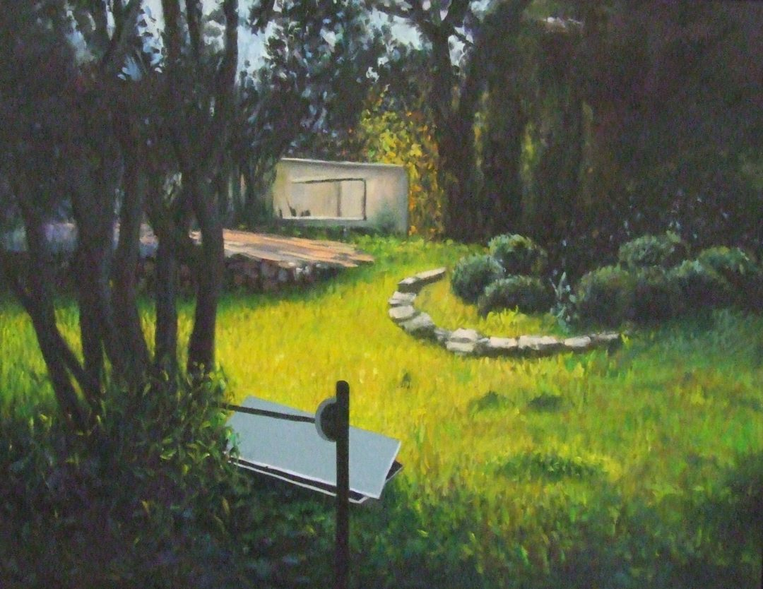 Max Kaminski | Jardin d'Ann-Marie, Baraque.