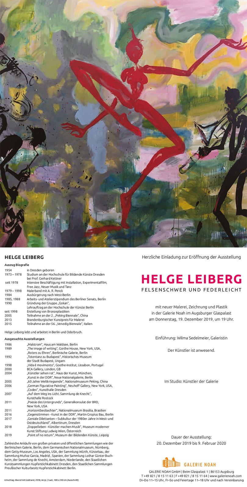 Helge Leiberg