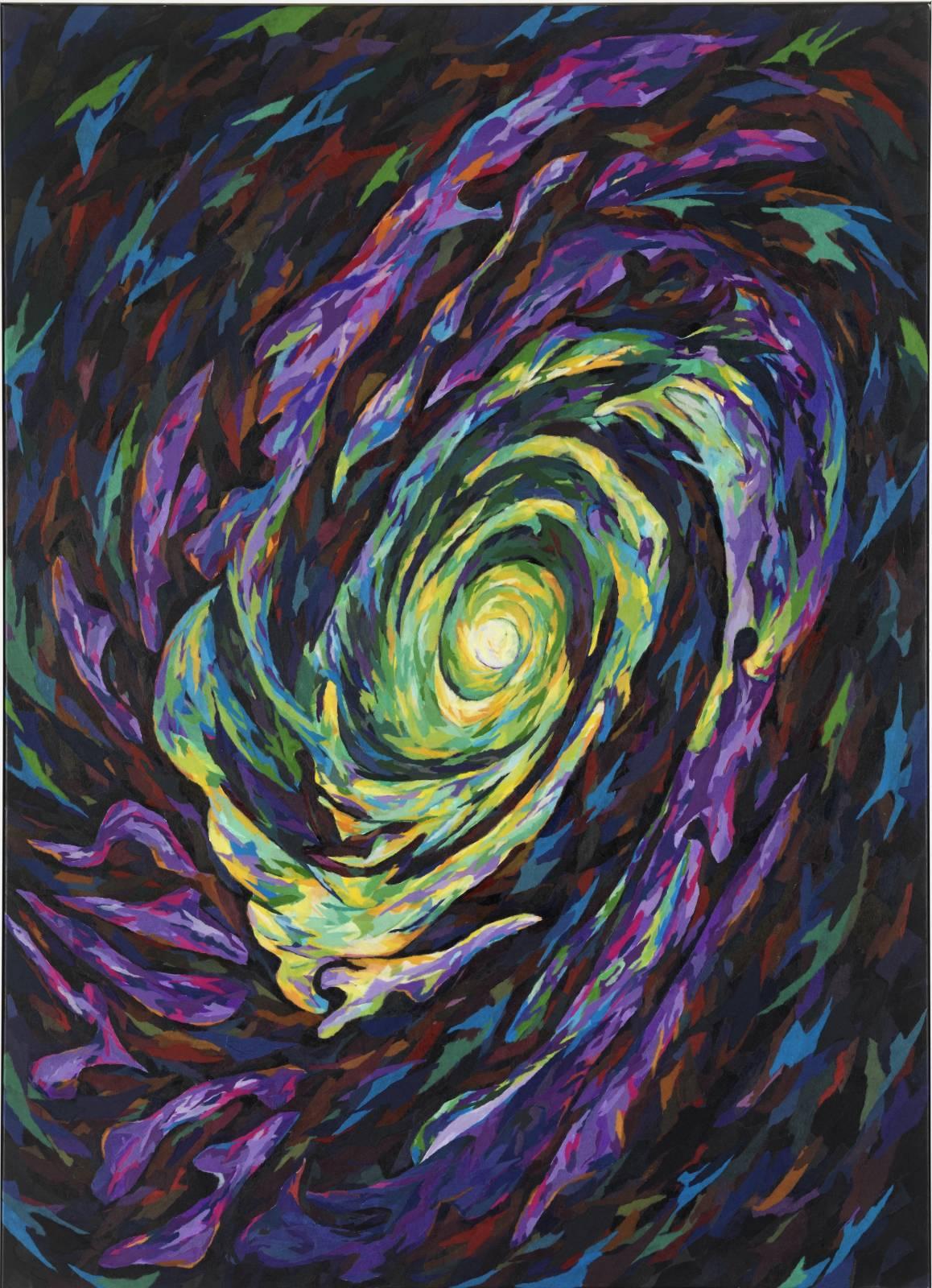 SEO | Galaxy III (violet).