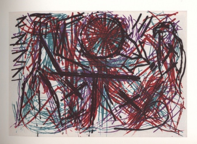 A. R. Penck | Weltwaage.