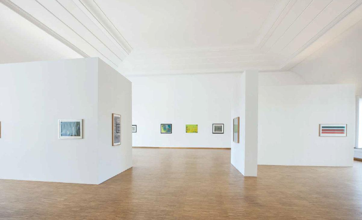 Galerie Noah Räumlichkeiten Impressionen