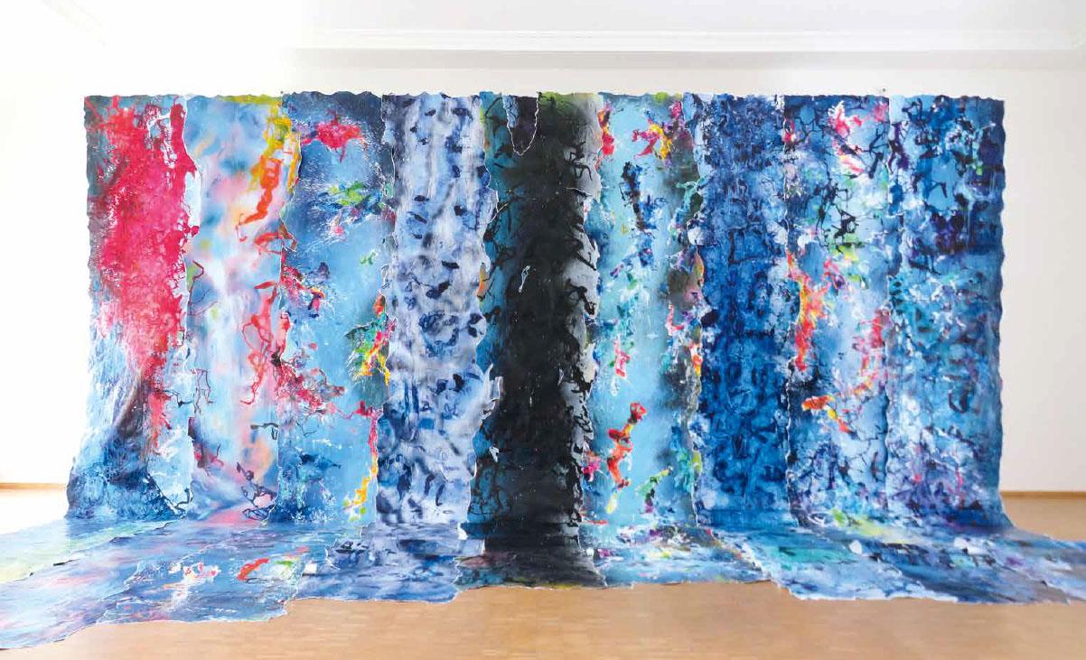 Galerie Noah Vermietung Impressionen