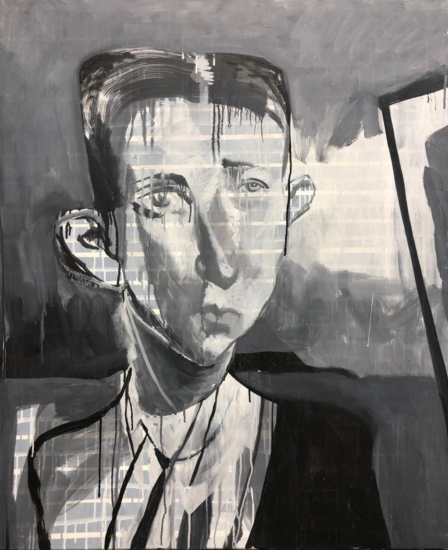 Felix Weinold | Bildnis Gertrude Stein.