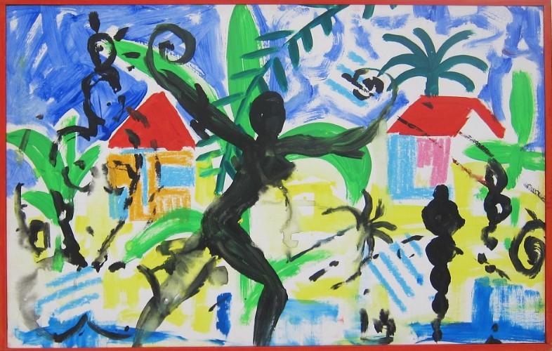 Stefan Szczesny | Caribbean Landscape.