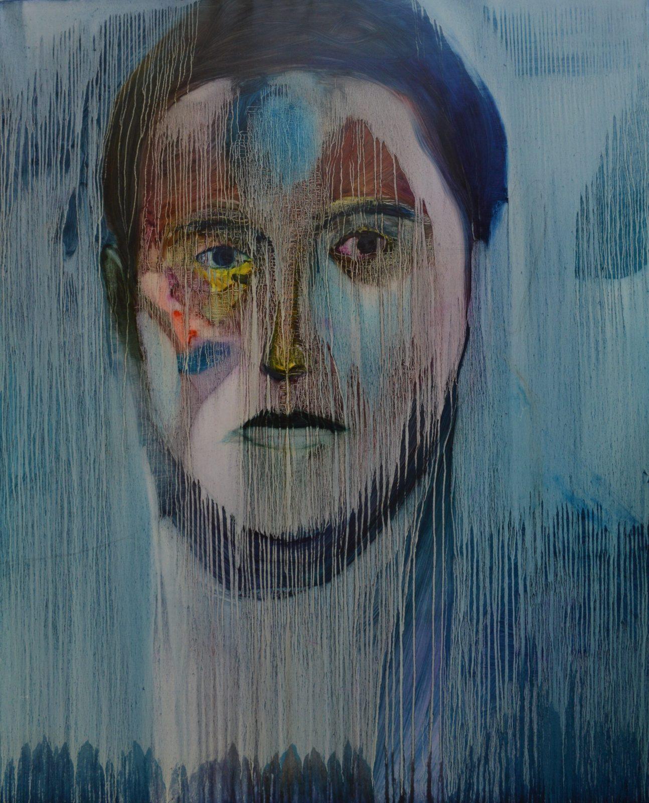 Yury Kharchenko | Kindesgesicht von Paul Celan.