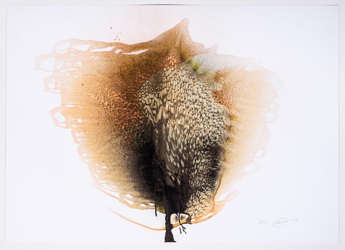Otto Piene | Unknown Tree.