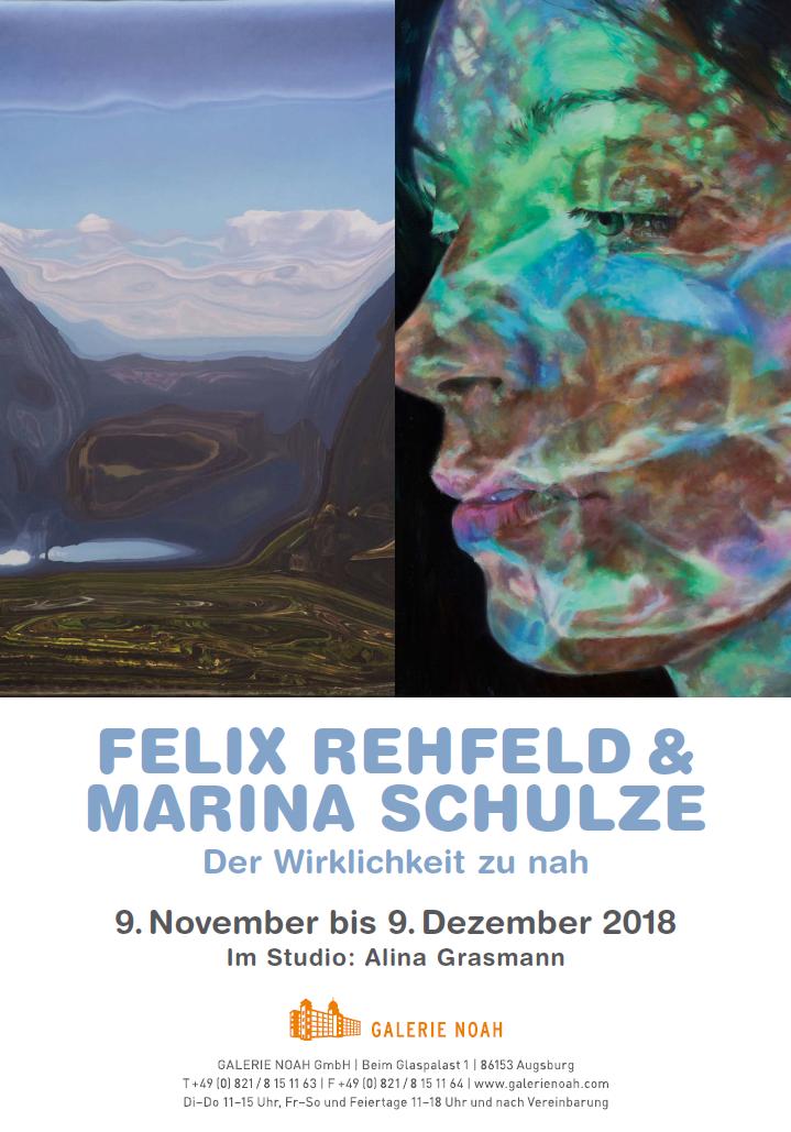 Felix Rehfeld & Marina Schulze