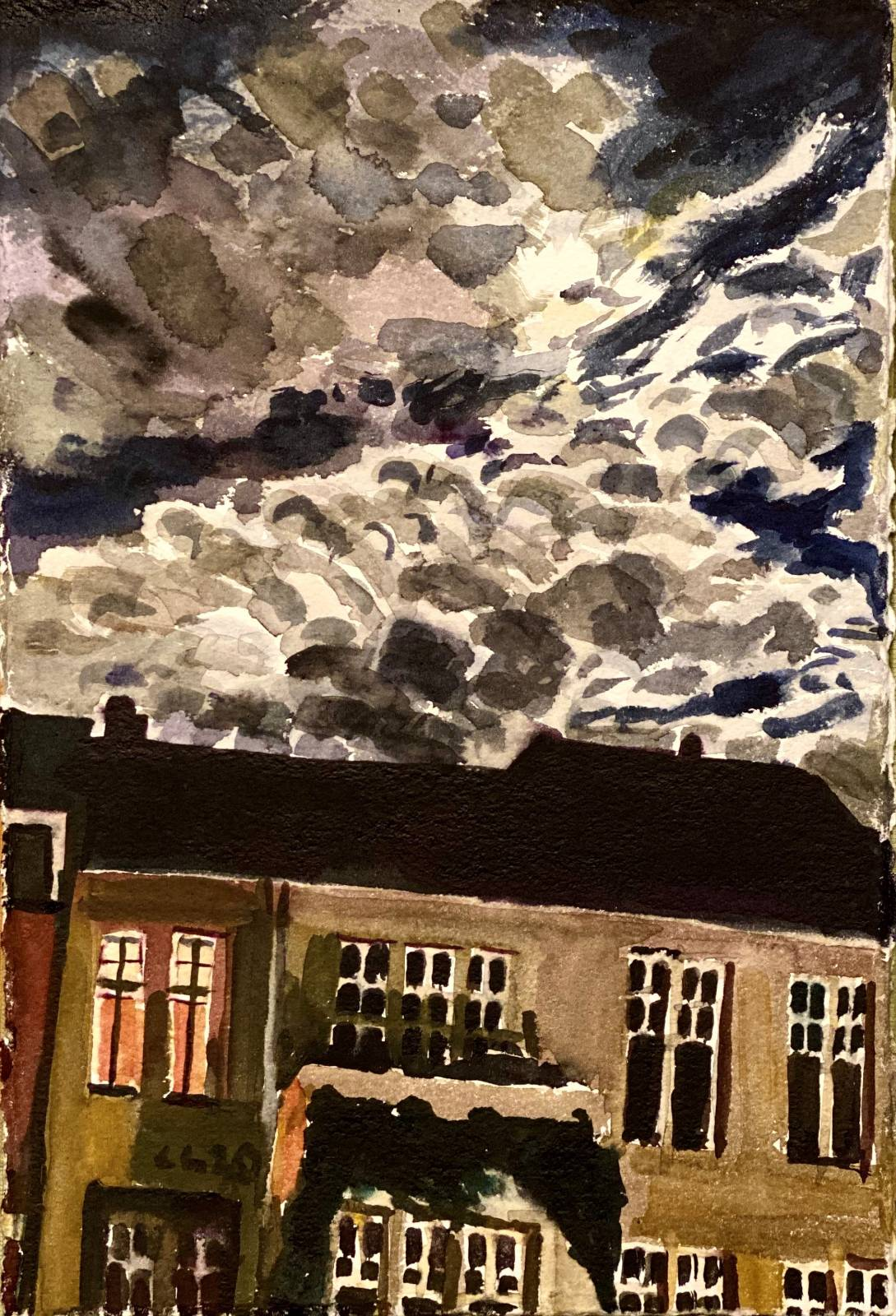 Christopher Lehmpfuhl | Mondnacht.