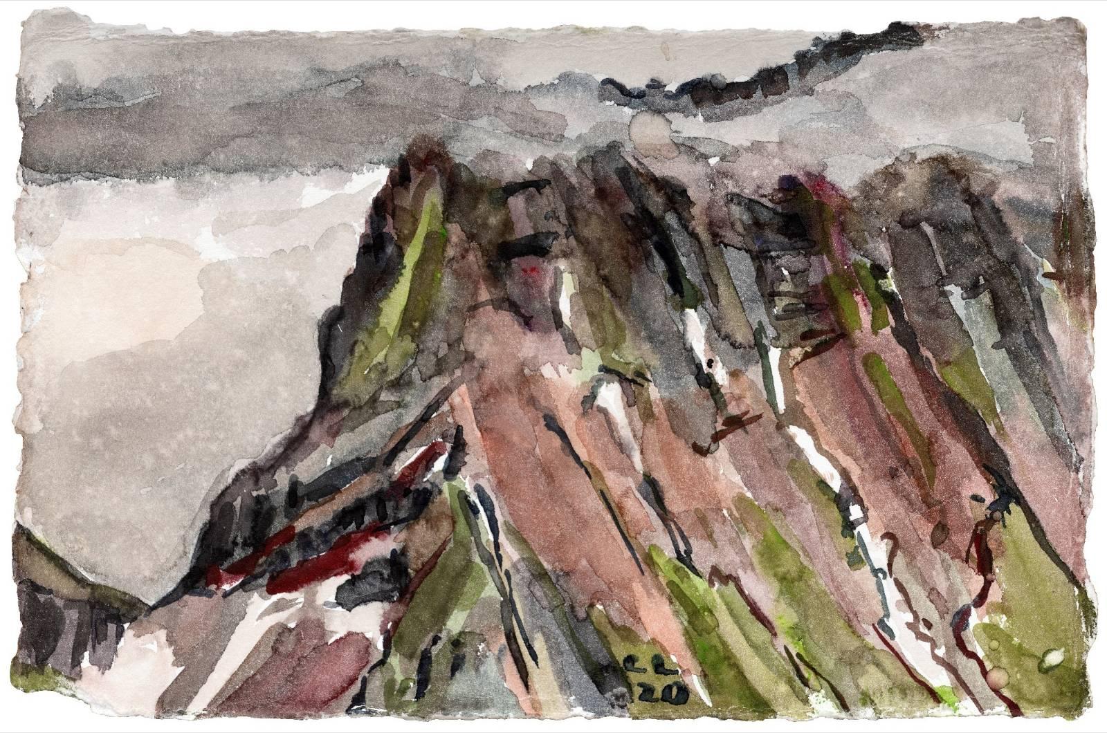 Christopher Lehmpfuhl | Hochgolling in Wolken.