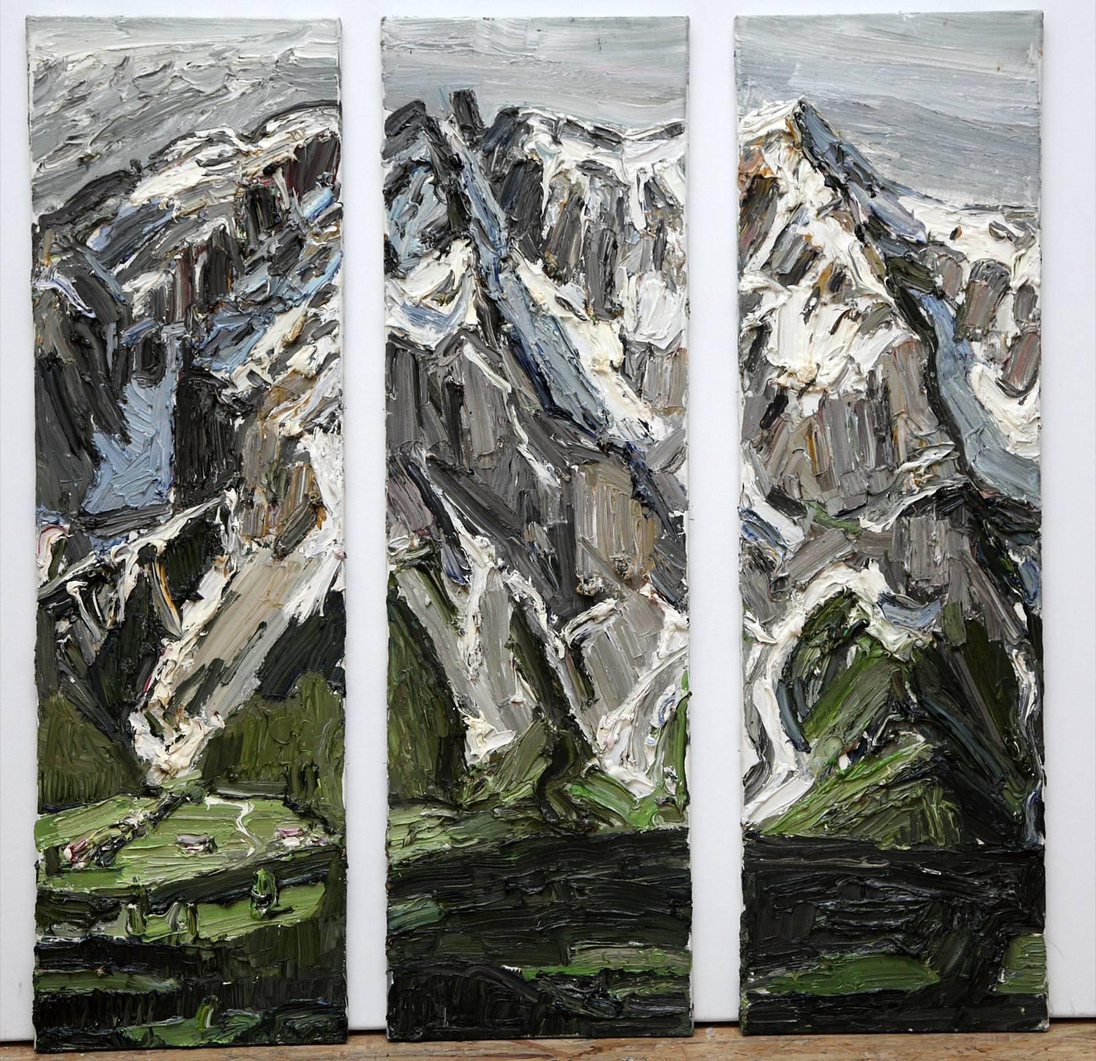 Christopher Lehmpfuhl | Dachstein Triptychon.