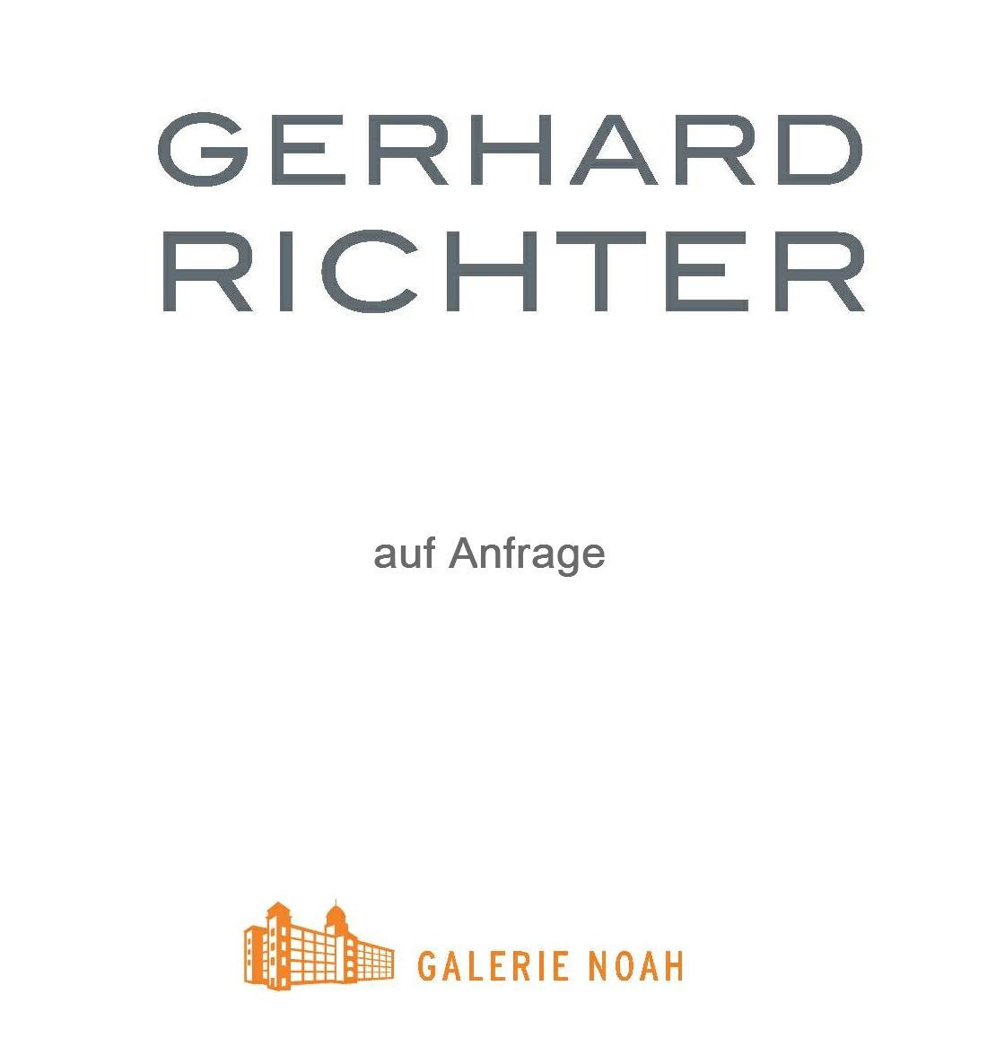 Anfrage Gerhard Richter