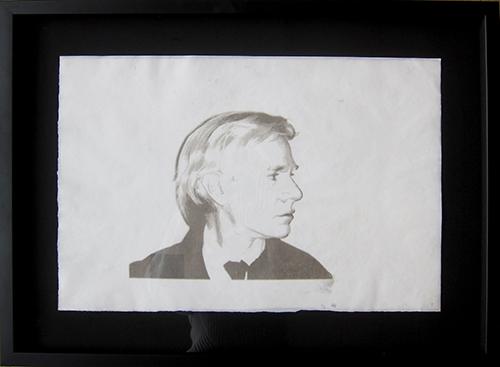 Andy Warhol   Self-Portrait.