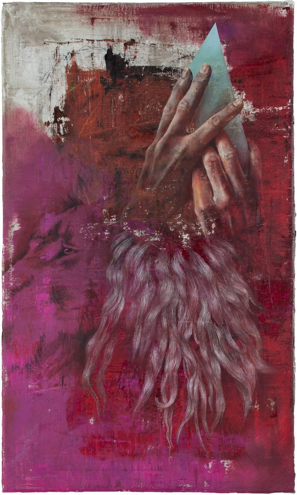 Isabelle Dutoit | Hände (Löwe).