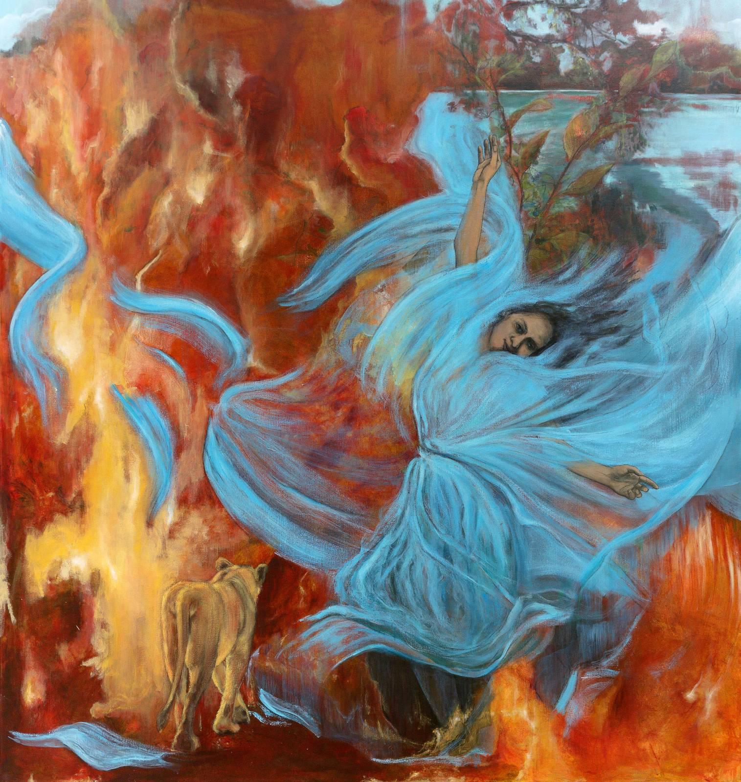Marie Carolin Knoth | Feuertanz.