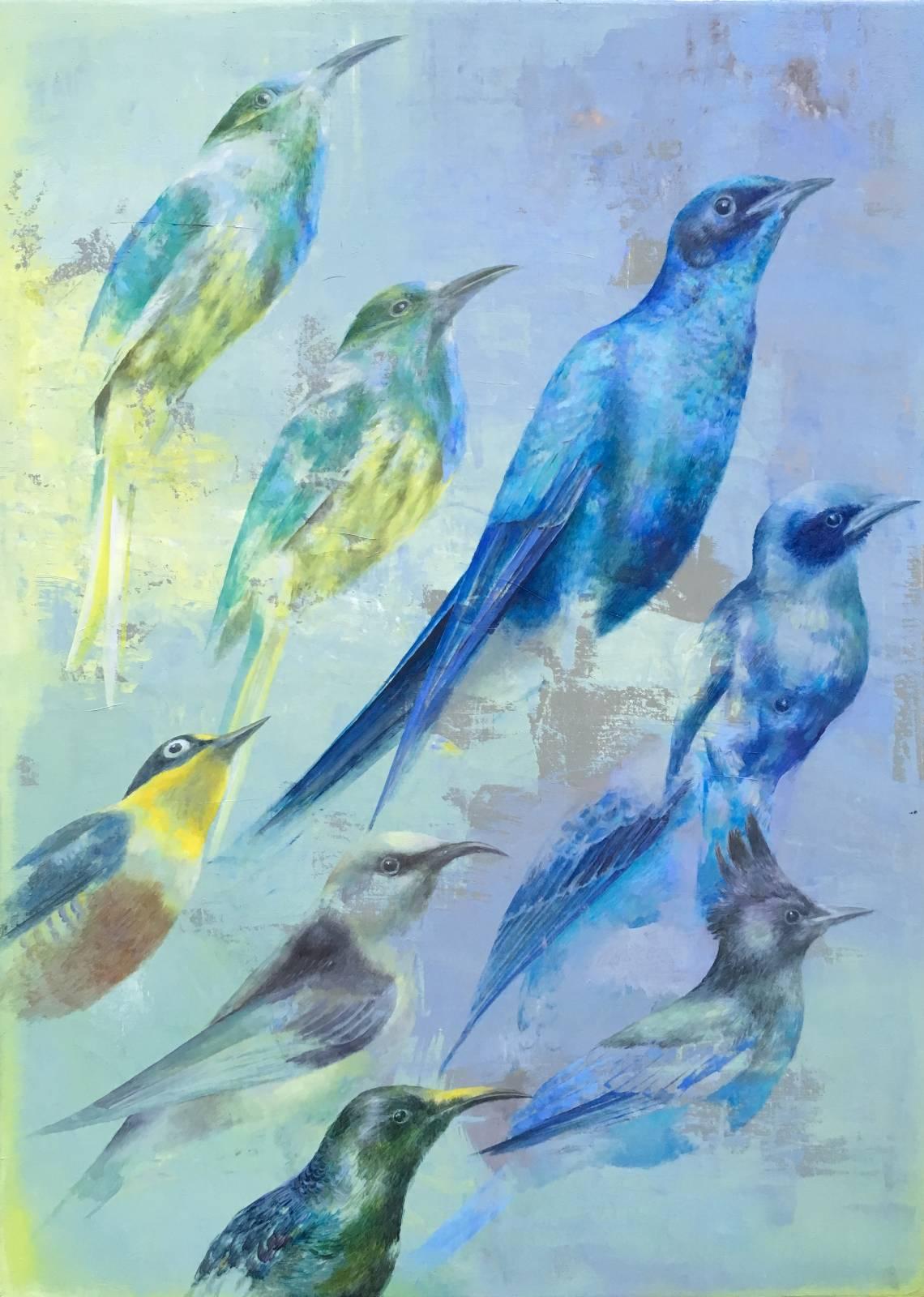 Isabelle Dutoit | Vögelparade.