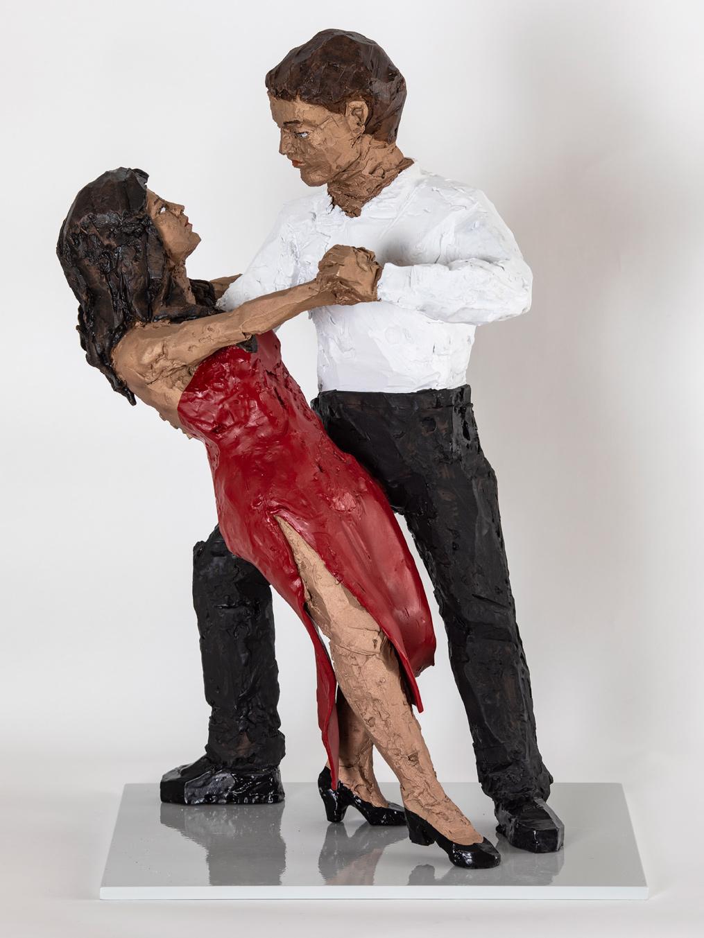 Stephan Balkenhol   Tanzendes Paar