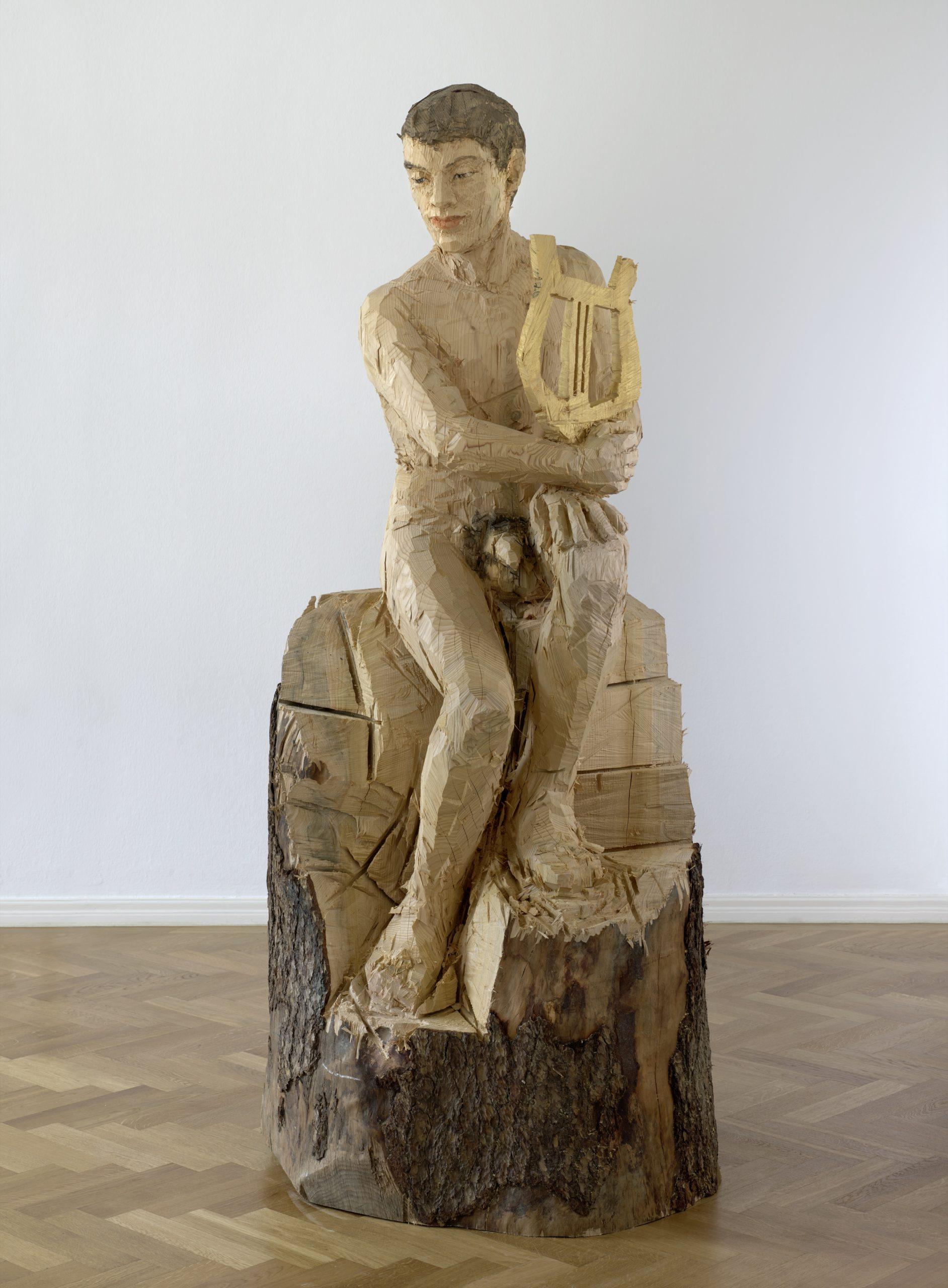 Stephan Balkenhol   Apollon