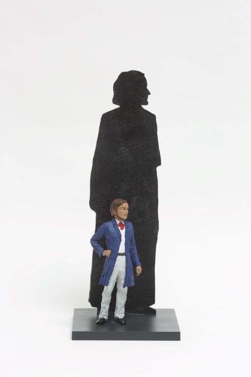 Stephan Balkenhol   Richard-Wagner-Denkmal