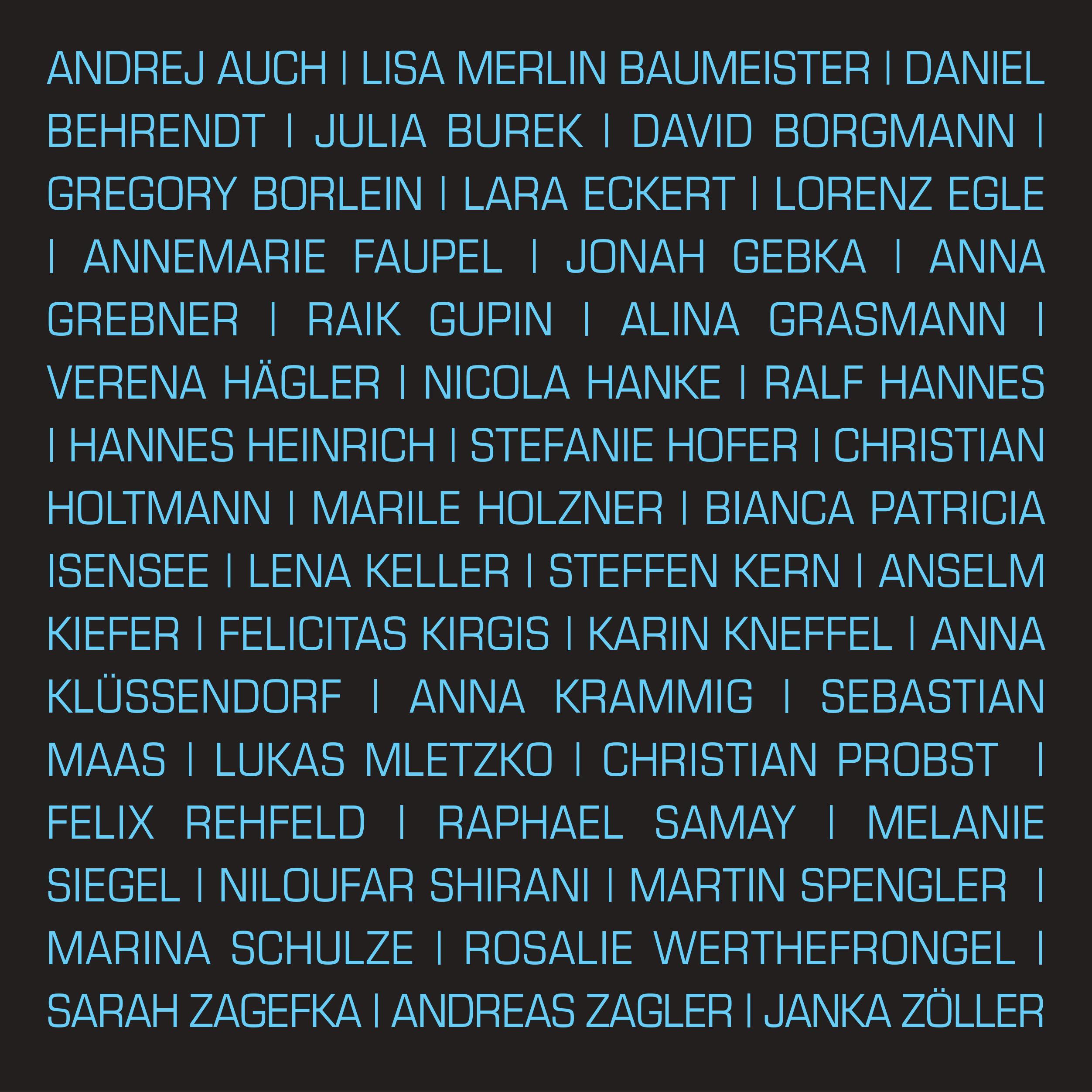 Alex Katz. Coca-Cola Girl 9. 2019. Siebdruck. 91 x 259 cm. signiert & nummeriert. 28/60.